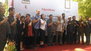 Bentuk semangat bersama oleh Bupati Bojonegoro, Suyoto dan satuan perangkat daerah (SKPD) serta pihak EMCL